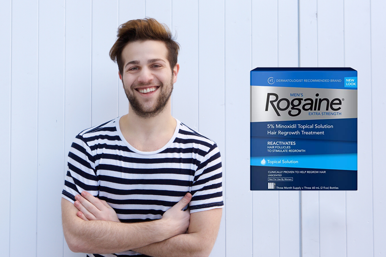 Minoxidil Hair Regrowth Treatment How does it work and is it safe to use