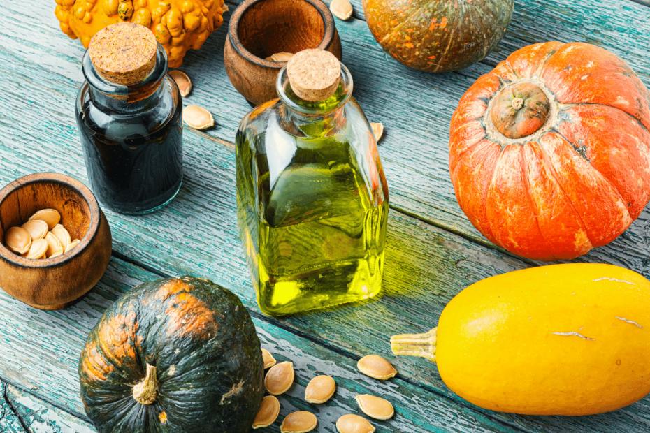 Kürbiskernöl gegen Haarausfall Anwendung, Erfahrungen, Studien