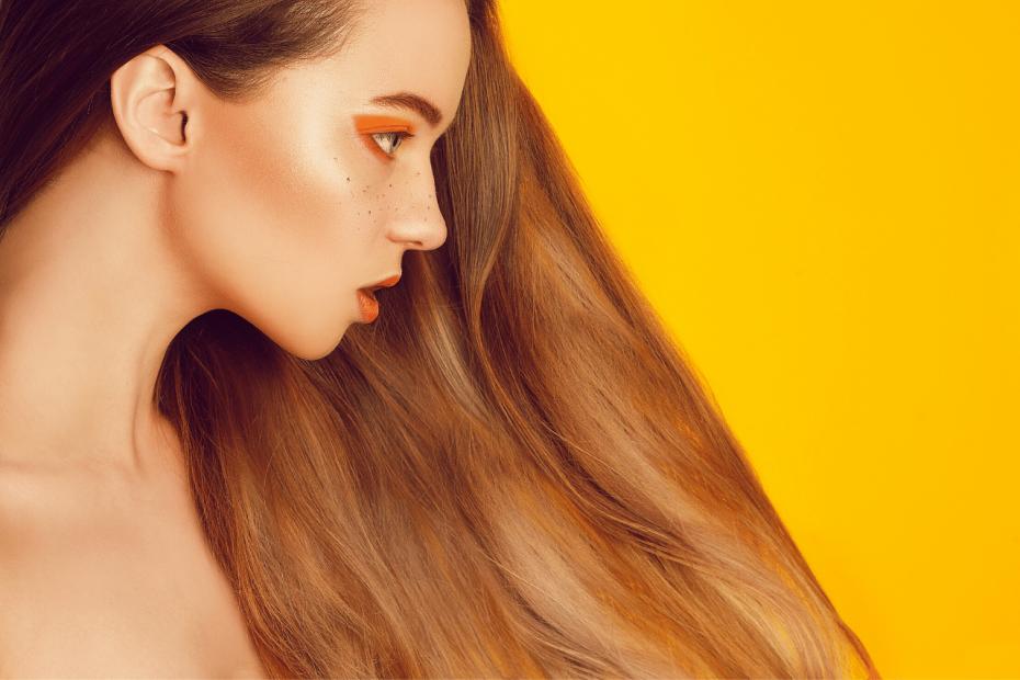 Keratin für die Haare Kann es das Haarwachstum ankurbeln